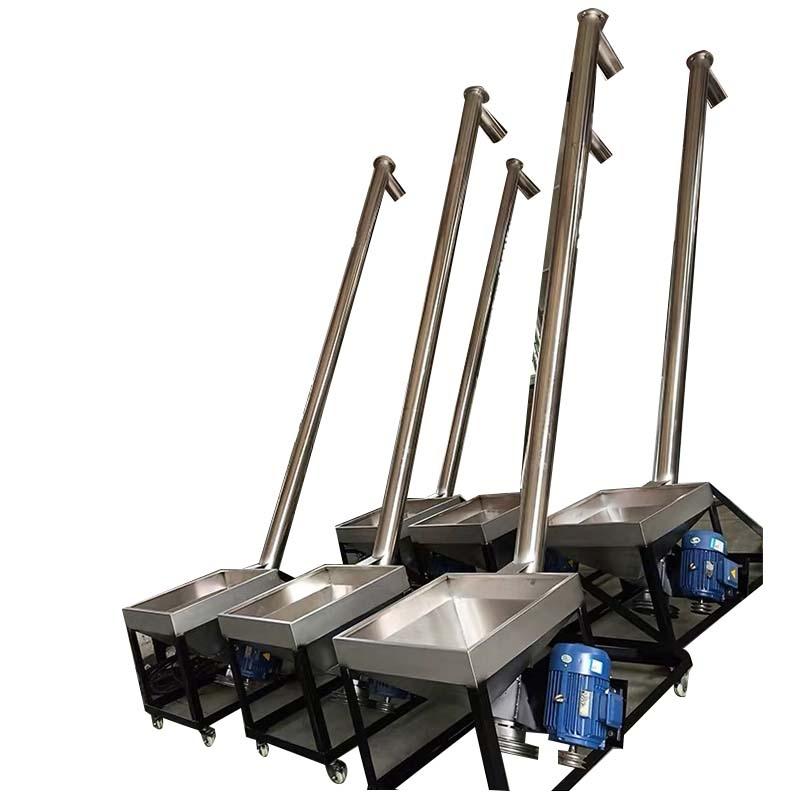 3米垂直高度螺杆上料机