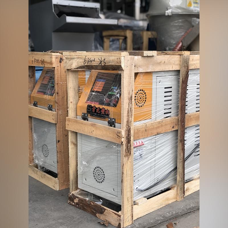 6KW水式模温机
